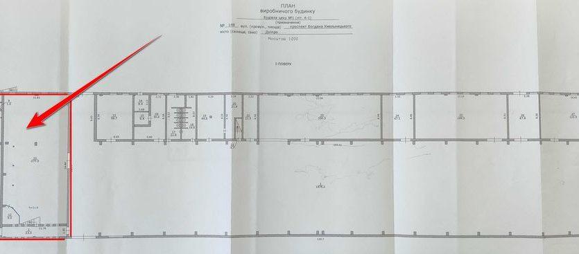 Rent - Warm warehouse, 500 sq.m., Dnipro - 4