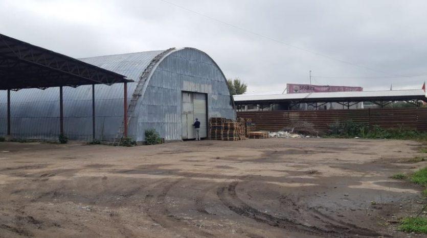 Rent - Dry warehouse, 949 sq.m., Zhytomyr
