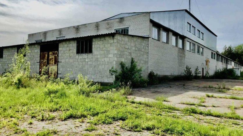 Sale - Dry warehouse, 3000 sq.m., Makarov - 8