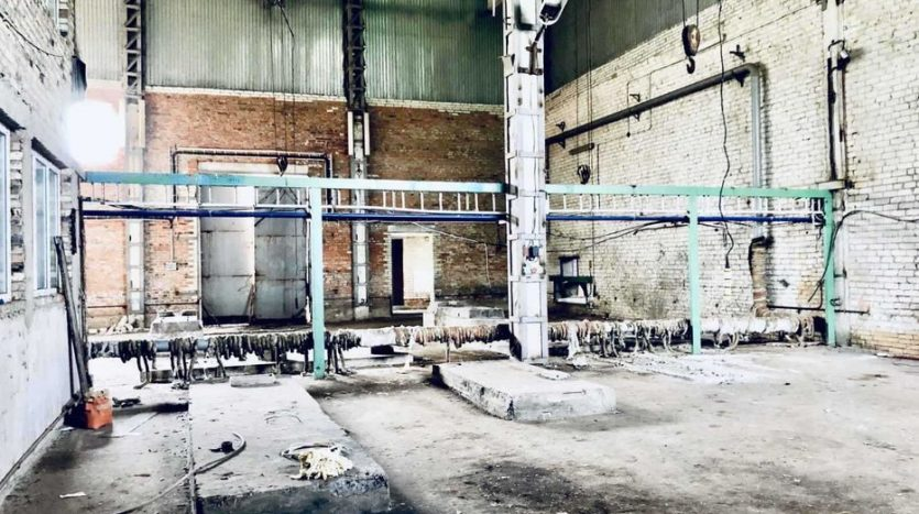 Sale - Dry warehouse, 3000 sq.m., Makarov - 11