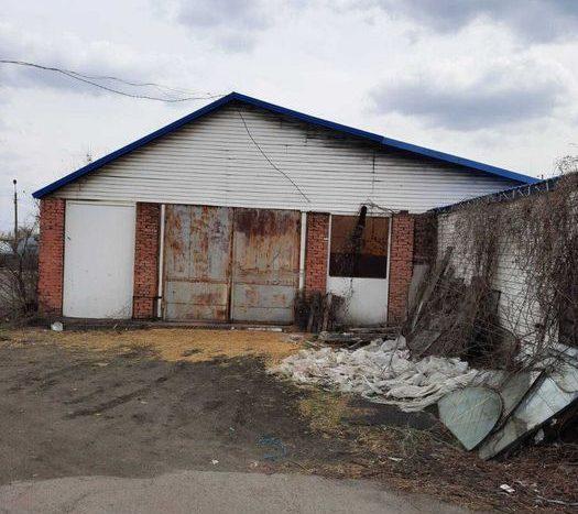 Satılık - Kuru depo, 859 m2, Nikopol - 2