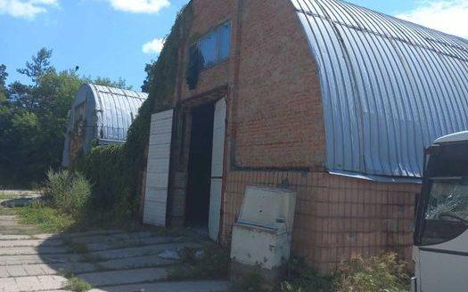 Rent – Dry warehouse, 670 sq.m., Kiev