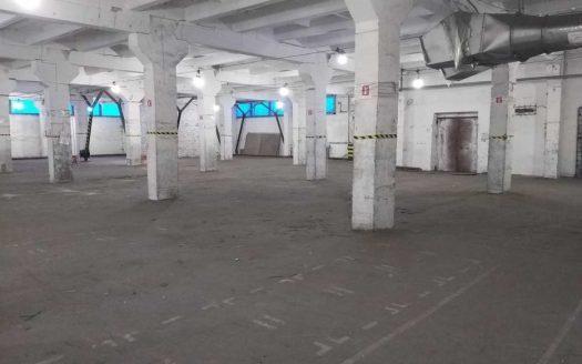 Аренда — Теплый склад, 3500 кв.м., г. Харьков