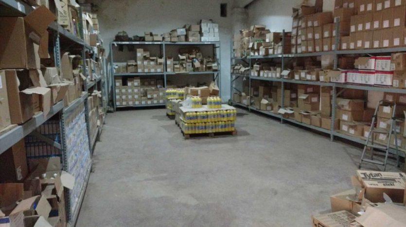 Продажа - Теплый склад, 1500 кв.м., г. Хуст - 14