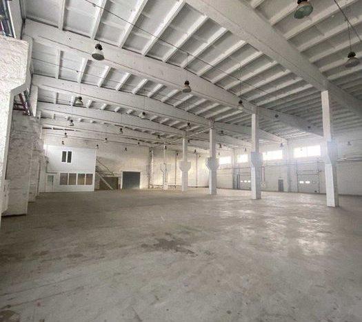 Kiralık - Kuru depo, 1286 m2, Poltava - 5