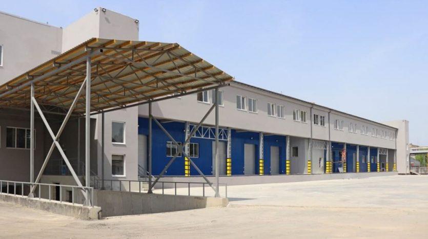 Rent - Warm warehouse, 9000 sq.m., Petropavlovskaya Borschagovka