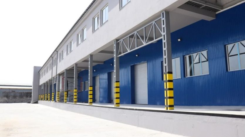 Rent - Warm warehouse, 9000 sq.m., Petropavlovskaya Borschagovka - 2