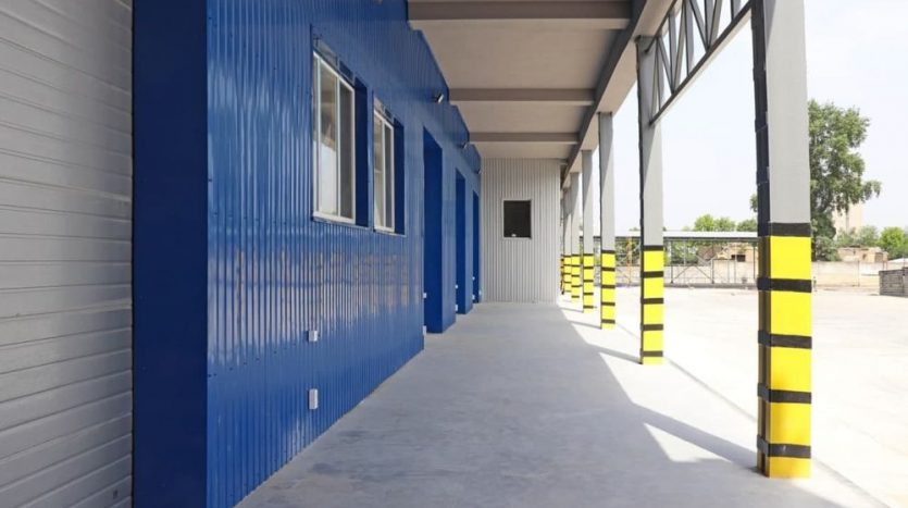 Rent - Warm warehouse, 9000 sq.m., Petropavlovskaya Borschagovka - 3