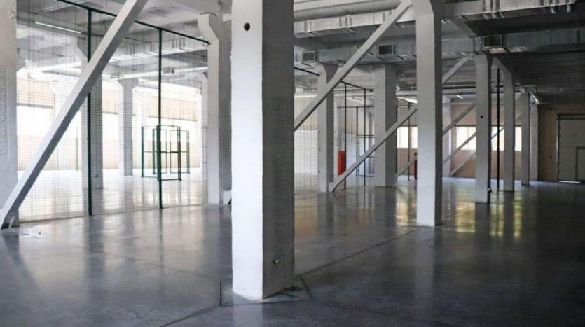 Rent - Warm warehouse, 9000 sq.m., Petropavlovskaya Borschagovka - 7