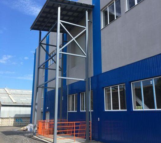 Rent - Warm warehouse, 9000 sq.m., Petropavlovskaya Borschagovka - 9