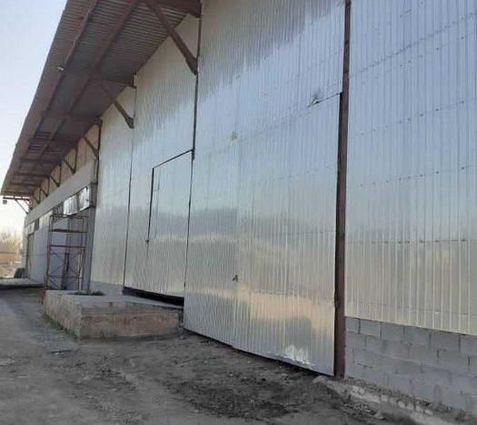 Kiralık - Kuru depo, 560 m2, Nikolaev