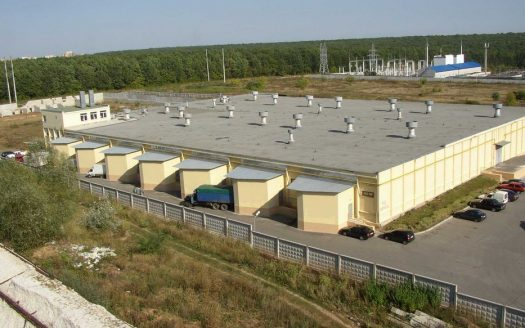 Sale – Warm warehouse, 7800 sq.m., Chaykovka