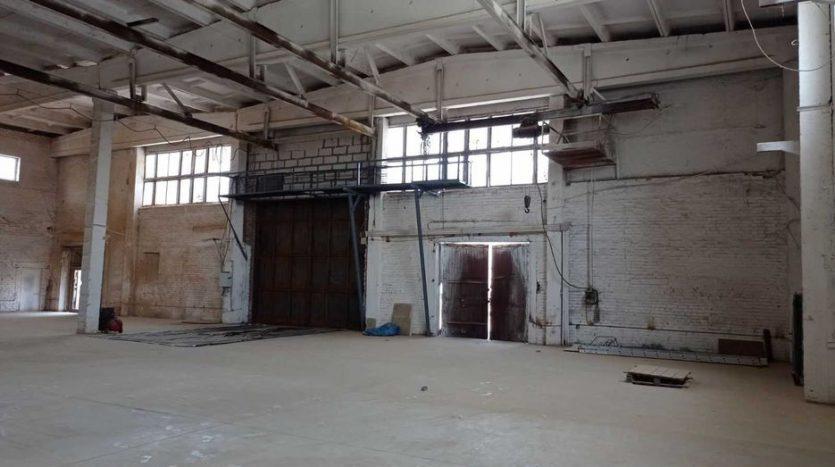 Rent - Dry warehouse, 600 sq.m., Cherkasy