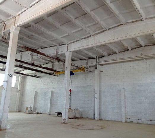 Rent - Dry warehouse, 600 sq.m., Cherkasy - 2