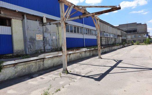 Rent – Dry warehouse, 500 sq.m., Zaporozhye