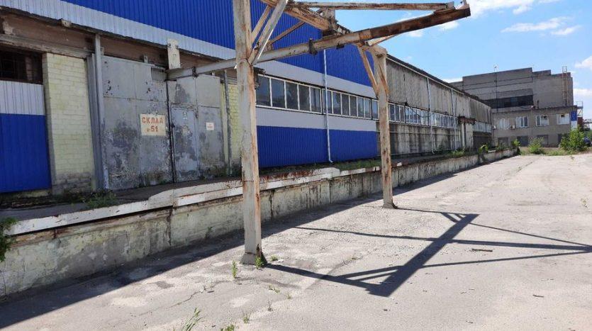 Rent - Dry warehouse, 500 sq.m., Zaporozhye