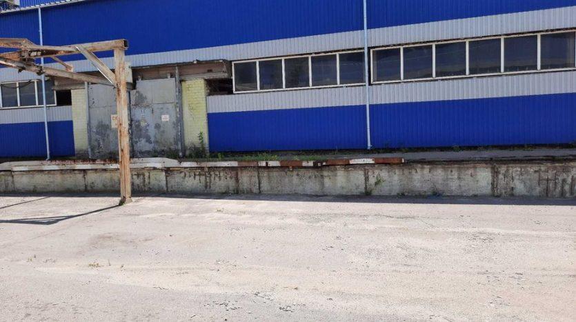Rent - Dry warehouse, 500 sq.m., Zaporozhye - 2