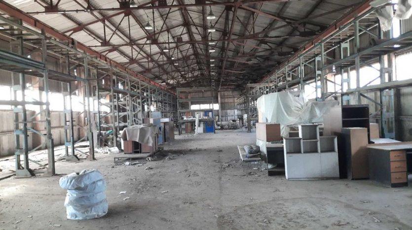 Rent - Dry warehouse, 500 sq.m., Zaporozhye - 3
