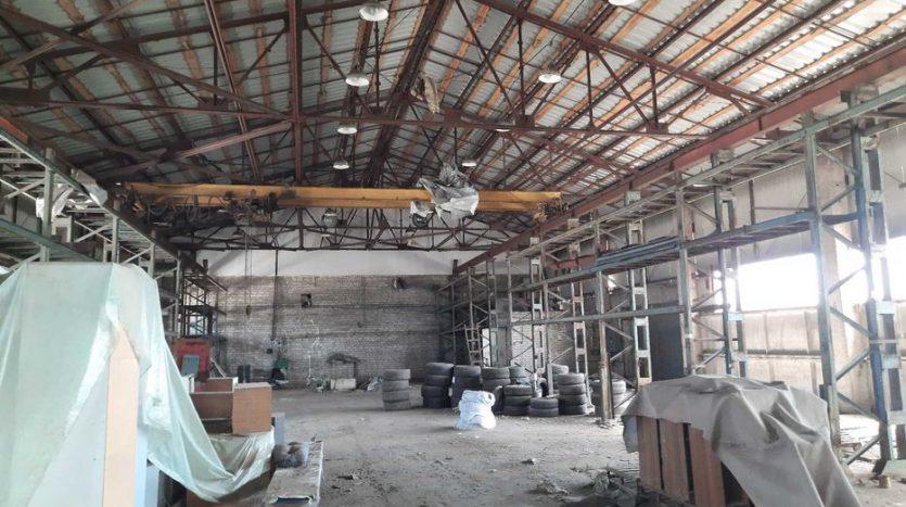 Rent - Dry warehouse, 500 sq.m., Zaporozhye - 5