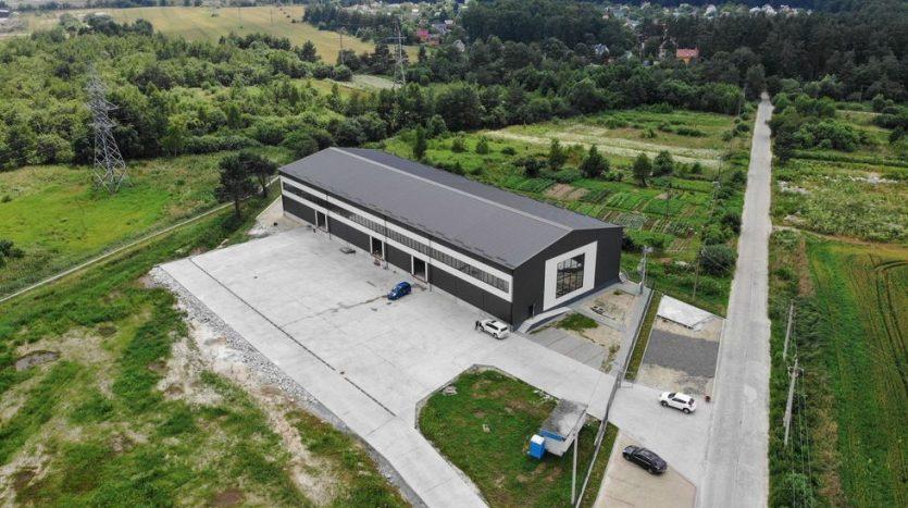 Аренда - Сухой склад, 750 кв.м., г. Скнилов - 2