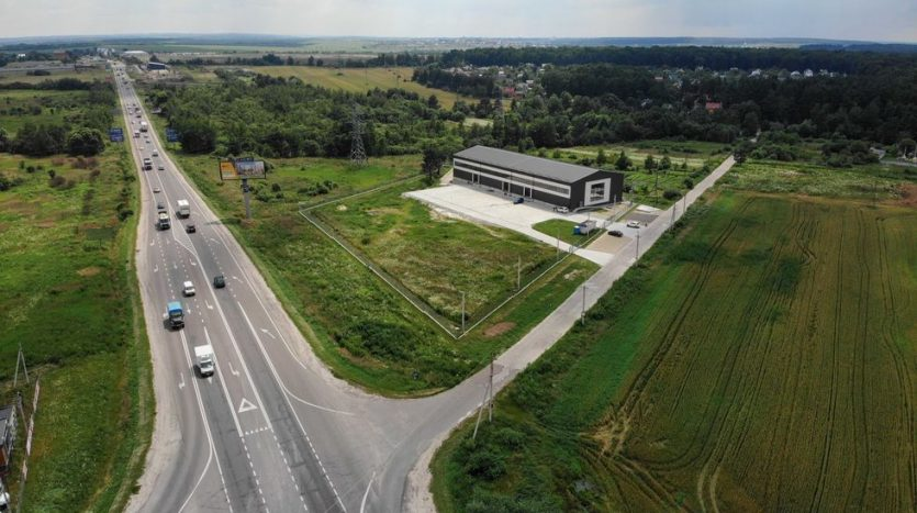 Аренда - Сухой склад, 750 кв.м., г. Скнилов - 3