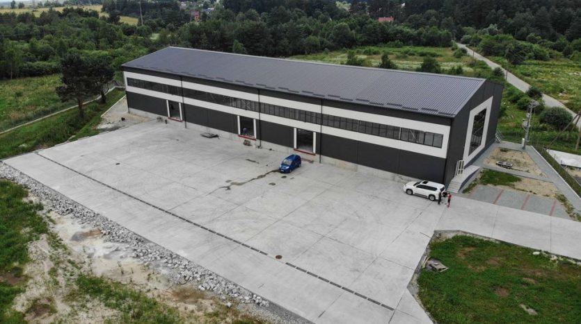 Аренда - Сухой склад, 750 кв.м., г. Скнилов - 5