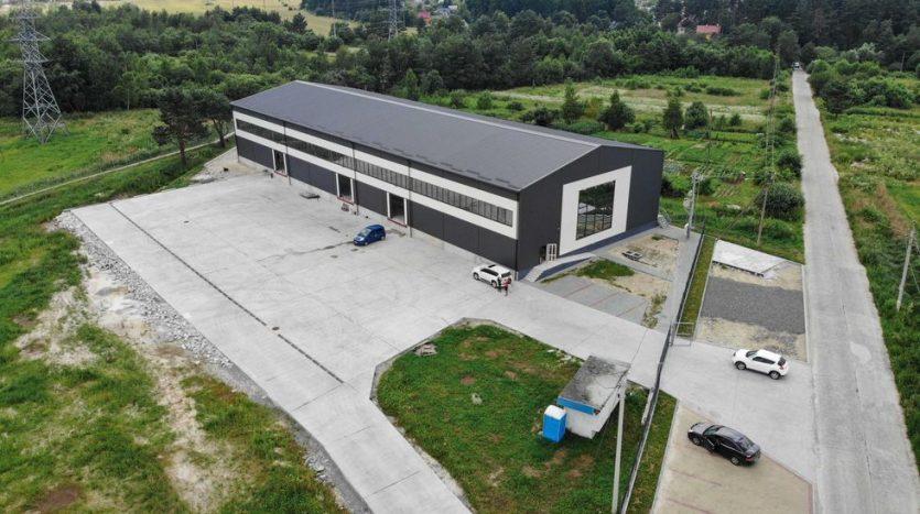 Аренда - Сухой склад, 750 кв.м., г. Скнилов - 6