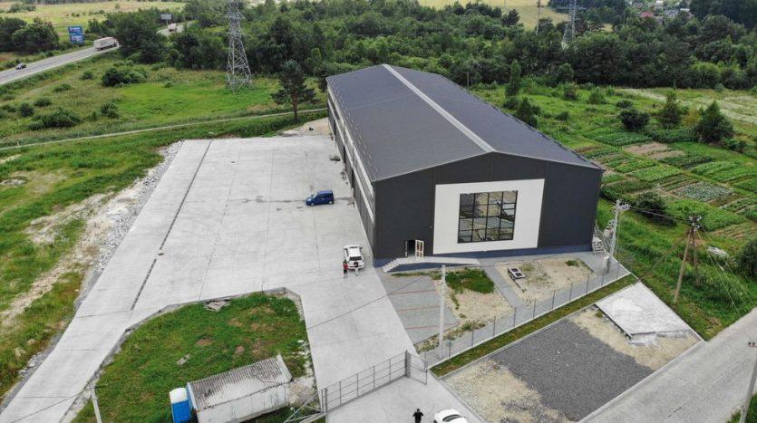 Аренда - Сухой склад, 750 кв.м., г. Скнилов - 7