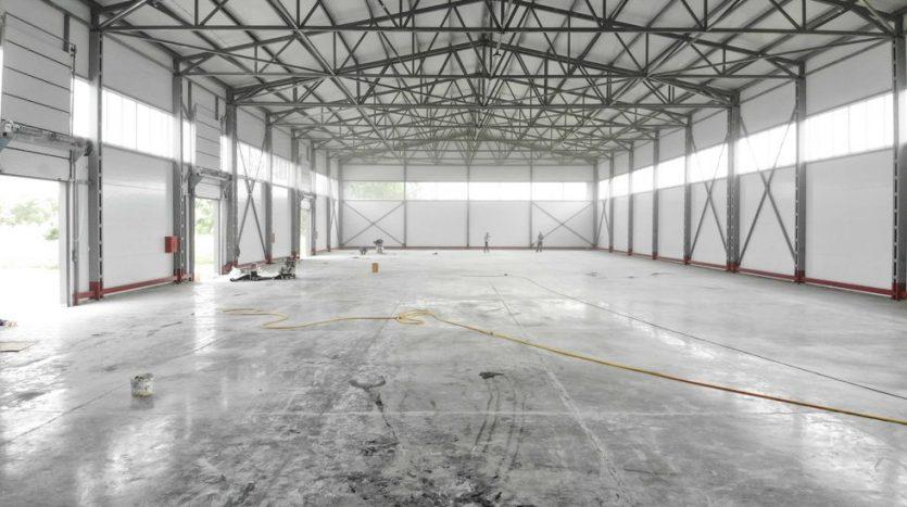 Аренда - Сухой склад, 750 кв.м., г. Скнилов - 10