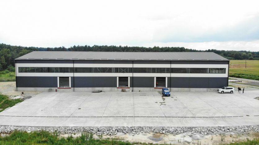 Аренда - Сухой склад, 750 кв.м., г. Скнилов - 12