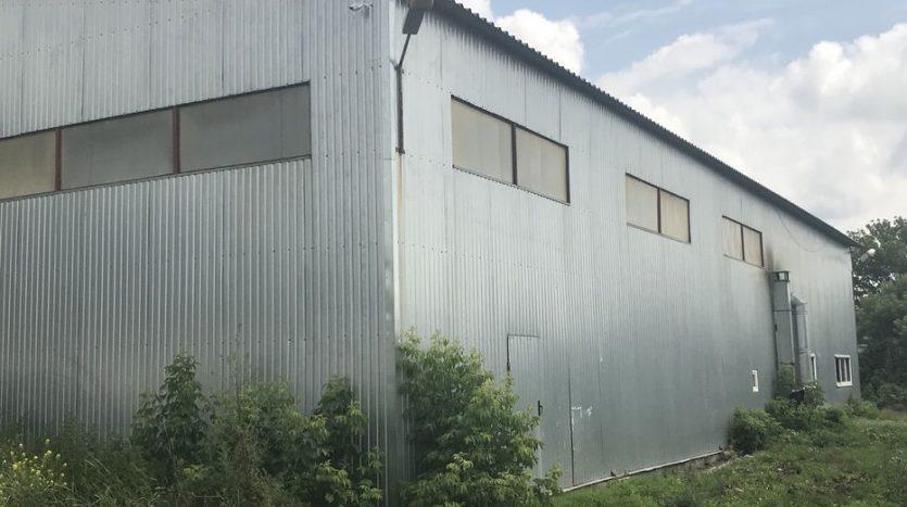 Sale - Warm warehouse, 1522 sq.m., Lyubartsy - 14