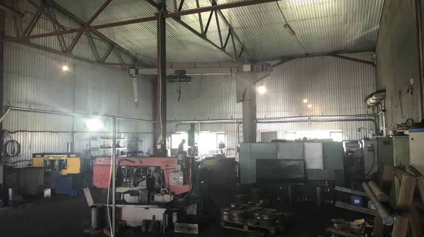 Sale - Warm warehouse, 1522 sq.m., Lyubartsy - 22
