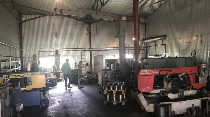 Sale - Warm warehouse, 1522 sq.m., Lyubartsy - 21
