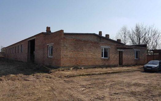 Sale – Dry warehouse, 700 sq.m., Lutsk