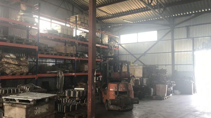 Sale - Warm warehouse, 1522 sq.m., Lyubartsy - 20