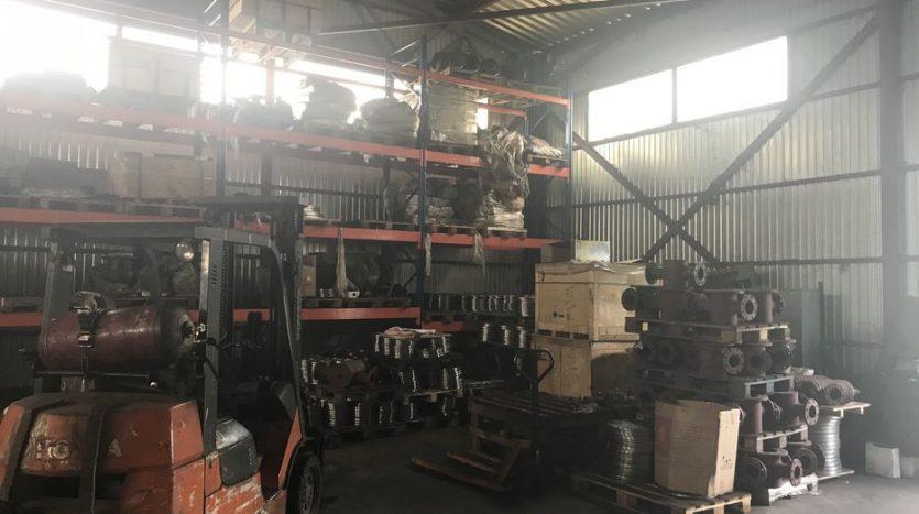 Sale - Warm warehouse, 1522 sq.m., Lyubartsy - 19