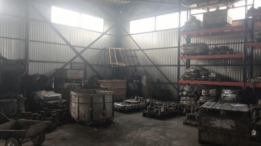 Sale - Warm warehouse, 1522 sq.m., Lyubartsy - 18