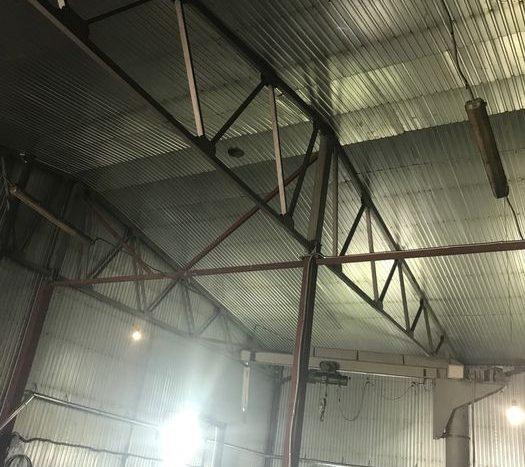 Sale - Warm warehouse, 1522 sq.m., Lyubartsy - 17