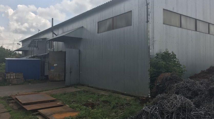 Sale - Warm warehouse, 1522 sq.m., Lyubartsy - 16