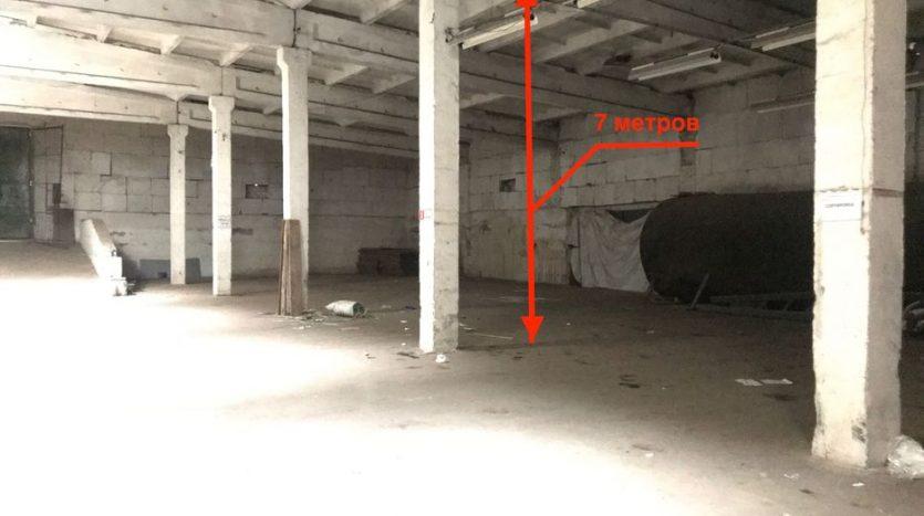 Satılık - Kuru depo, 2600 m2, Kalinovka - 2