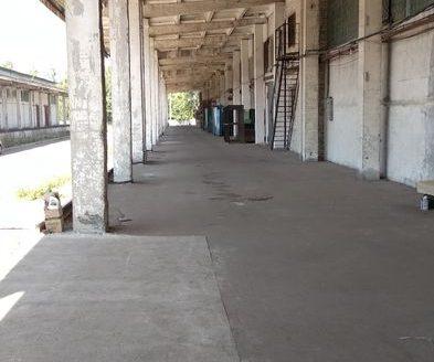 Rent – Warm warehouse, 1000 sq.m., Chernihiv