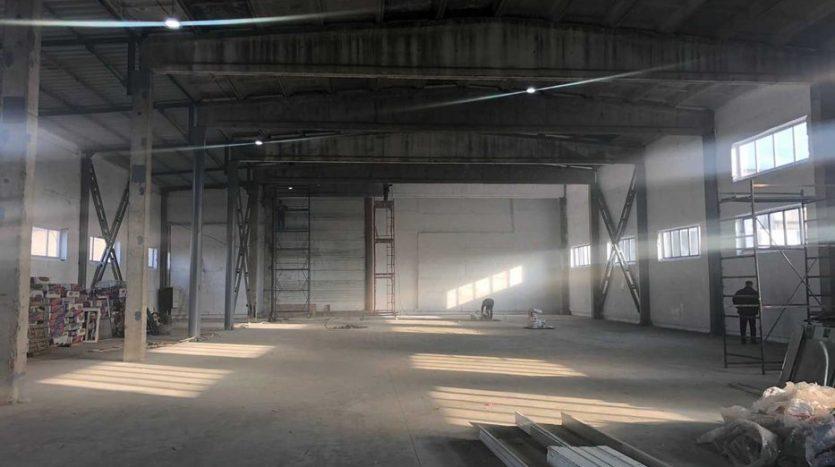 Аренда - Сухой склад, 2500 кв.м., г. Днепр - 3
