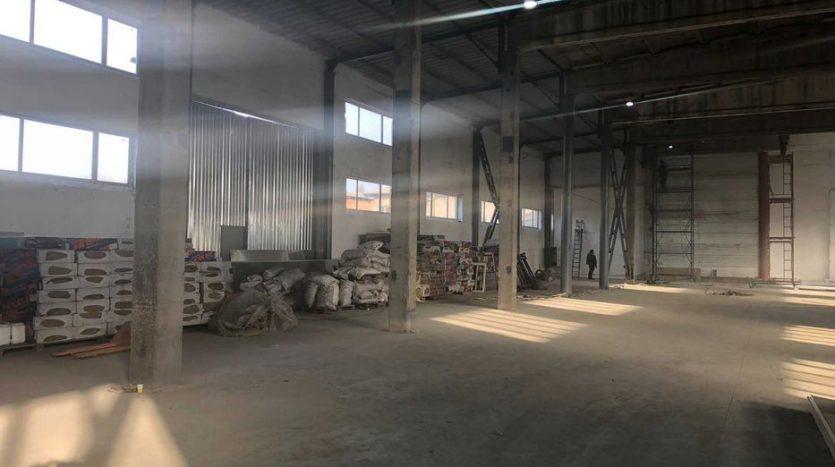 Аренда - Сухой склад, 2500 кв.м., г. Днепр - 7