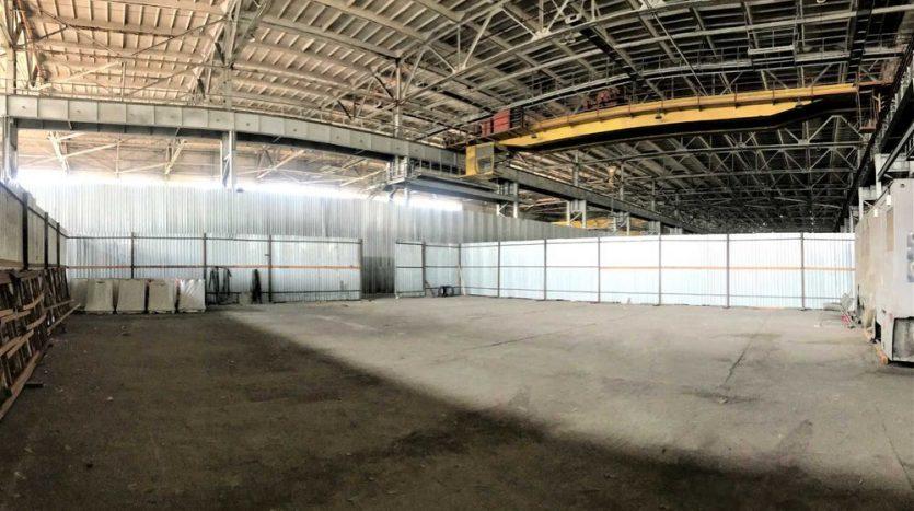 Аренда - Сухой склад, 600 кв.м., г. Днепр