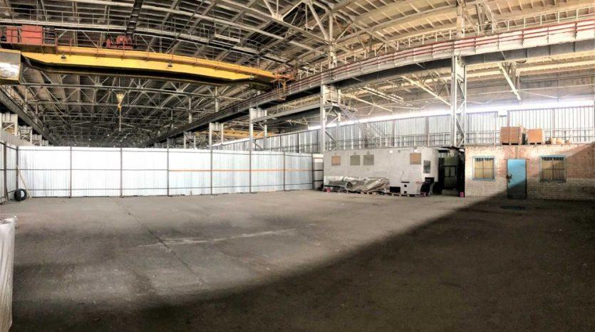 Аренда - Сухой склад, 600 кв.м., г. Днепр - 2