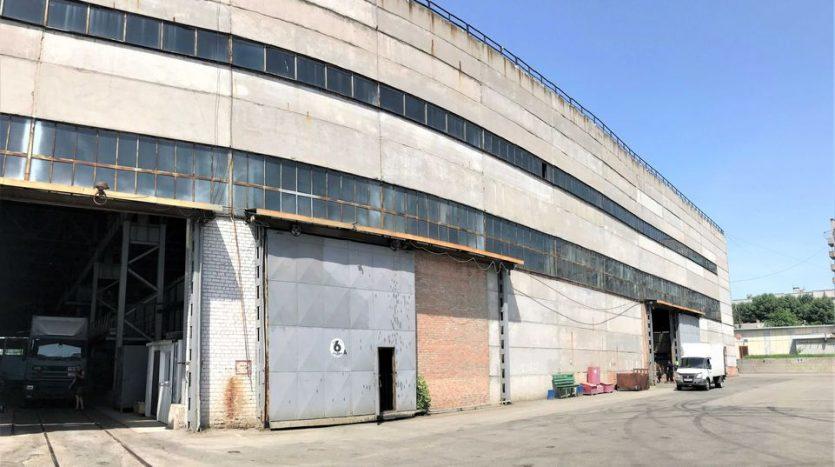 Аренда - Сухой склад, 600 кв.м., г. Днепр - 6