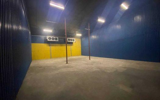Аренда — Теплый склад, 1080 кв.м., г. Сумы