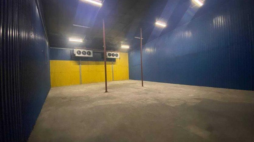 Аренда - Теплый склад, 1080 кв.м., г. Сумы