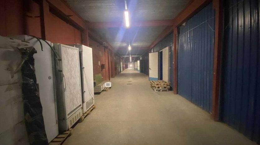 Аренда - Теплый склад, 1080 кв.м., г. Сумы - 3