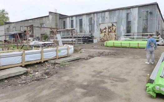 Sale – Dry warehouse, 5000 sq.m., Brovary